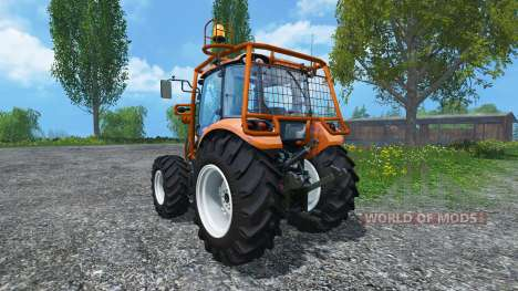 New Holland T4.75 Forst pour Farming Simulator 2015
