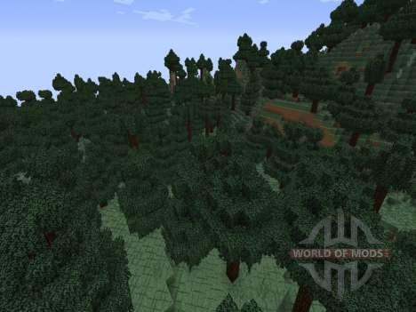 Besser Blätter und Gras für Minecraft