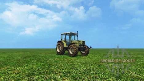 SampleModMap für Farming Simulator 2015