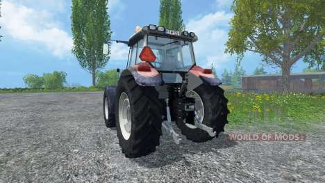 Valtra T140 Red pour Farming Simulator 2015
