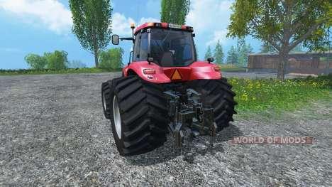Case IH Magnum CVX 380 v1.4 pour Farming Simulator 2015