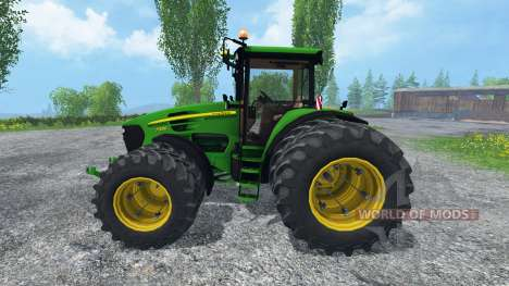 John Deere 7930 FL v2.0 clean pour Farming Simulator 2015