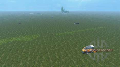 Clean-Karte für Farming Simulator 2015