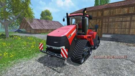 Case IH Quadtrac 600 v1.1 pour Farming Simulator 2015