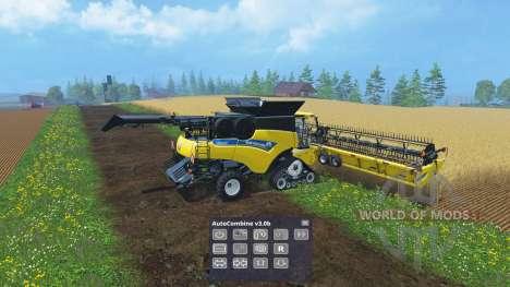 Assistant combiner für Farming Simulator 2015