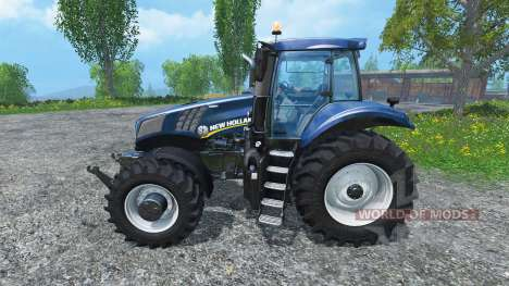 New Holland T8.485 2014 Blue Power Plus für Farming Simulator 2015