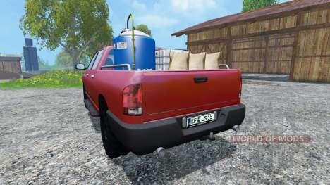 Dodge Ram Service pour Farming Simulator 2015