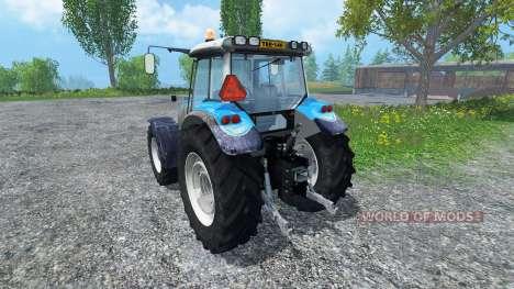 Valtra T140 Blue pour Farming Simulator 2015