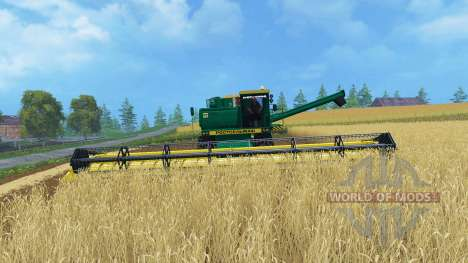 Don-1500B für Farming Simulator 2015