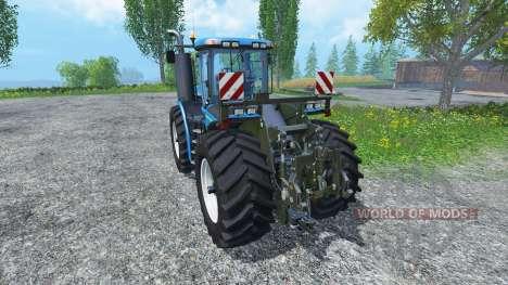 New Holland T9.560 v2.0 für Farming Simulator 2015