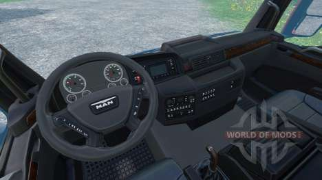 MAN TGS 18.440 pour Farming Simulator 2015