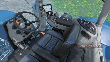 New Holland T8.485 2014 Blue Power Plus pour Farming Simulator 2015