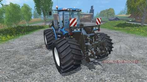 New Holland T9.560 new tires für Farming Simulator 2015