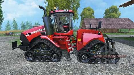 Case IH Quadtrac 500 v1.1 pour Farming Simulator 2015