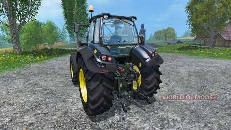 Lamborghini Mach VRT 230 black pour Farming Simulator 2015