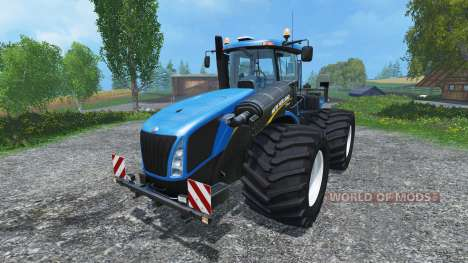 New Holland T9.560 new tires pour Farming Simulator 2015