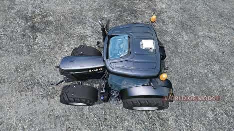 Case IH Puma CVX 160 Black Edition v2.0 pour Farming Simulator 2015