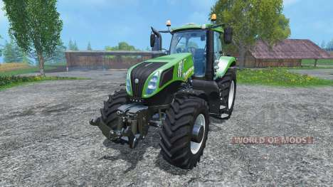 New Holland T8.435 Green Power Plus v2.0 für Farming Simulator 2015
