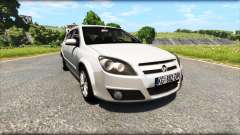 Opel Astra H pour BeamNG Drive