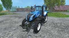 New Holland T8.320 srow pour Farming Simulator 2015