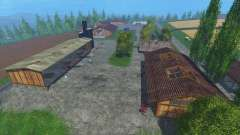Lage Bornholm - v1.1 für Farming Simulator 2015