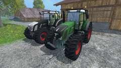 Fendt 936 Vario Forst Edition