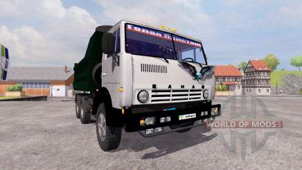 KamAZ-55111 für Farming Simulator 2013