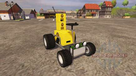 Cartes pour Farming Simulator 2013