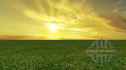 Leere Stelle für Farming Simulator 2015
