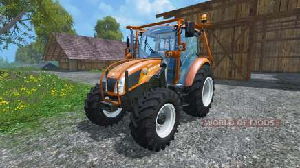 New Holland T4.75 Forst für Farming Simulator 2015