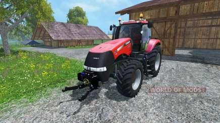 Case IH Magnum CVX 260 v1.4 pour Farming Simulator 2015