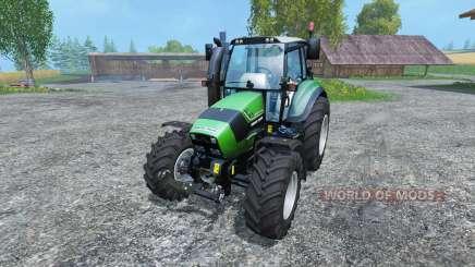 Deutz-Fahr Agrotron 430 TTV für Farming Simulator 2015