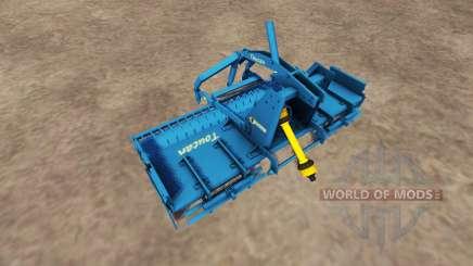 Egge Rabe Toucan SL 3000 für Farming Simulator 2013