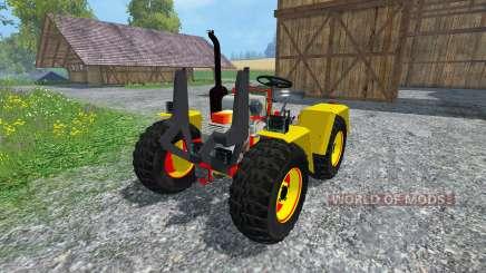 Landvogt X13 v1.1 pour Farming Simulator 2015