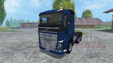 Volvo FH750 für Farming Simulator 2015