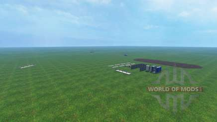 SampleModMap pour Farming Simulator 2015