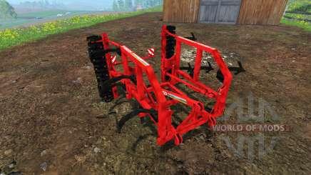 Cultivateur Horsch Terrano 4 FX 2003 pour Farming Simulator 2015