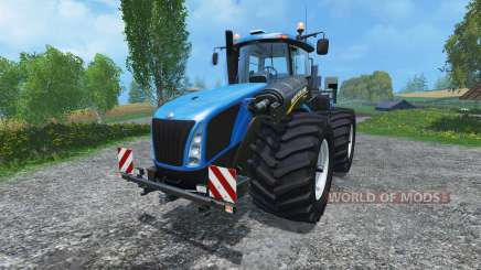 New Holland T9.560 wide tires pour Farming Simulator 2015