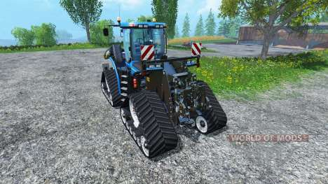 New Holland T9.670 SmartTrax v1.1 pour Farming Simulator 2015