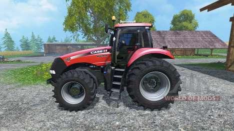 Case IH Magnum CVX 340 v1.2 pour Farming Simulator 2015