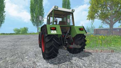Fendt Favorit 615 LSA Turbomatik v4.0 pour Farming Simulator 2015