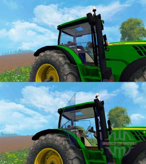 John Deere 6170R pour Farming Simulator 2015