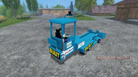 Brake Trailer für Farming Simulator 2015