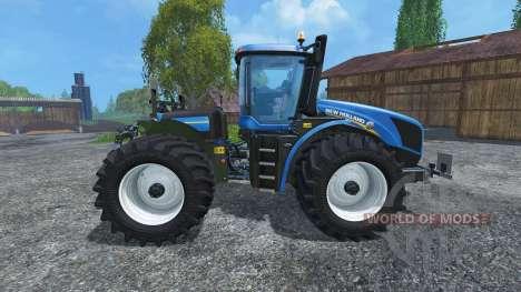 New Holland T9.560 v1.1 für Farming Simulator 2015