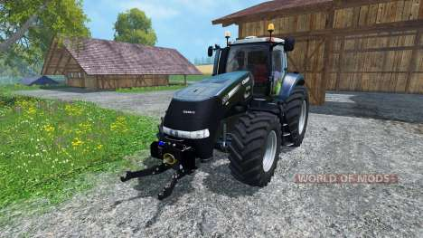 Case IH Magnum CVX 290 Blackline Edition v1.1 pour Farming Simulator 2015