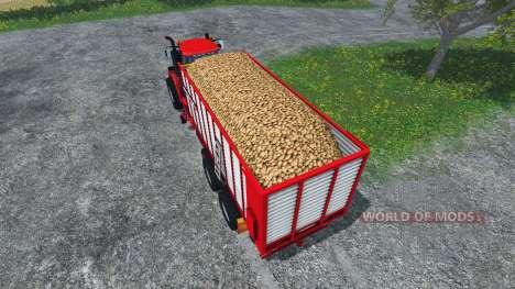 Case IH Jumbo pour Farming Simulator 2015