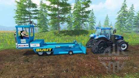 Brake Trailer pour Farming Simulator 2015