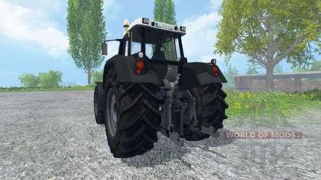 Fendt 820 Vario Black Beauty pour Farming Simulator 2015