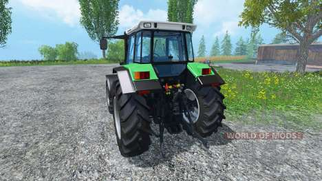 Deutz-Fahr AgroStar 6.61 für Farming Simulator 2015