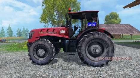 MTW 3022 DC.1 belarussischen für Farming Simulator 2015